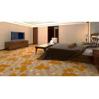 Buy cheap Restaurant Carpets Nylon Printed Wall To Wall Carpets Commercial Carpets from wholesalers
