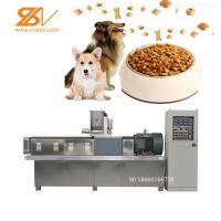 Buy cheap Dog Pet Food Extruder Production Machine 38CrMoAlA Screw Material from wholesalers