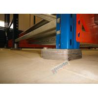 Buy cheap Warehouse Racking Shelves Radio Shuttle Storage System Stable To 12 Meters High from wholesalers