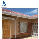Buy cheap PVC Rain Gutter Philippines, factory cheap price 5.2inch rectangular rain gutter Nigeria Kenya from wholesalers
