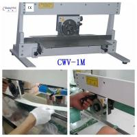 Buy cheap Manual V Grooving Pcb Separator Machine Cutting 460mm Length Pcb from wholesalers