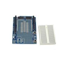 Prototyping PCB Prototype Shield UNO R3 ProtoShield With Mini Breadboard Manufactures
