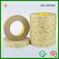 Wholesale 3M467MP non-substrate double-sided adhesive 200mp transparent ultra-thin non-base pure adhesive film tape from china suppliers