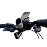 Buy cheap bike stand for IPHONE5 / bike holder for motorcycle handlebar cell phone NC-016 BIKE from wholesalers