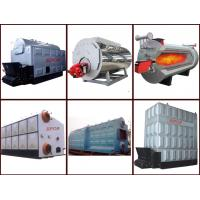 Buy cheap industrial coal biomass gas oil fired steam boiler manufacturer from wholesalers