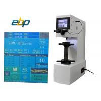 Buy cheap Touch Screen Brinell Hardness Testing Machine RS232 Interface Adjustable LED Light Source from wholesalers