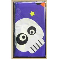 Buy cheap China products Disposable party tableware Halloween PE table cover table cloth from wholesalers