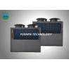 Buy cheap 15 HP Portable Air Source Heat Pump , Office High Efficiency Air Source Heat Pump from wholesalers