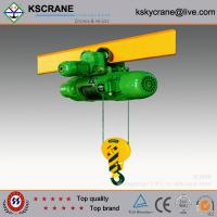Attractive and reasonable price CD Model Lifting Monorail Hoist Manufactures
