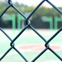 Buy cheap Wholesale 6 foot galvanized used chain link fence with special antirust ablity from wholesalers