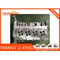 Buy cheap High Performance Cylinder Heads For Ford Transit 2.4tdci H9FB Engine 103KW from wholesalers