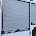 Buy cheap Outdoor Installed Aluminium Window Roller Shutters (Fire Truck) from wholesalers