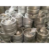Buy cheap Customized Stainless Steel Beer Keg of Euro, US, German, with 10, 15, 20, 30,50L product