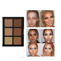 Buy cheap Hot Style OEM 6 Color Waterproof Concealer With Transparent Cover from wholesalers