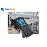 Buy cheap Multiple Uhf Handheld Rfid Reader , Long Distance Rfid Scanner With WiFi Bluetooth 4G from wholesalers