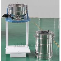 Buy cheap Continuous Type Powder Sieving Machine , Stainless Steel Industrial Powder Sifter from wholesalers