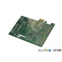 Wholesale Blue Ink Circuit Board PCB , Multilayer PCB Fabrication For Medical Testing Device from china suppliers
