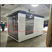 Buy cheap Coating Steel Mobile Intelligent Disinfection Channel For Anti Virus 220 V from wholesalers