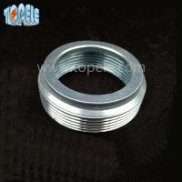 Buy cheap Electrical IMC Conduit Fittings Of Zinc Plated Steel Reducing Bushing/Threaded Reducer from wholesalers