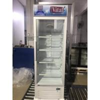 Buy cheap LC-350 Vertical Beverage Showcase , Auto Defrost Refrigerated Display Cooler from wholesalers