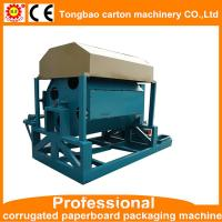 China automatic egg tray machine pulp moulding machine on sale
