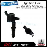 Buy cheap Ford Lincoln Mercury Ignition Coil 3L3E-12A366-CA 3L3Z-12029-BA from wholesalers