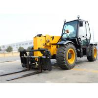 Buy cheap Hydraulic Telescopic Boom Forklift Lifting Height 13700mm Construction Heavy Equipment from wholesalers
