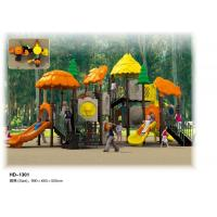 China Kids Amusement Park Outdoor Playground with Slide Children Commercial Funny Outdoor Playground Equipment on sale