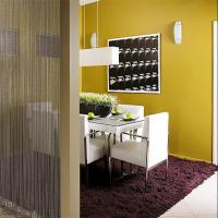 Buy cheap Hot sale fashion Stainless Steel Ball Chain Curtain metal bead curtain room divider partition from wholesalers
