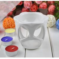 Buy cheap Glazed Aroma Aromatherapy Oil Burner with Ceramic Pot For  Home Air Freshener MS-CB029 from wholesalers