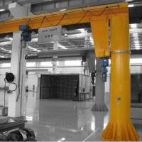 Buy cheap Articulating Aluminum 360 Degree Jib Crane Pendent Control Arm Slewing 3m - 10m from wholesalers