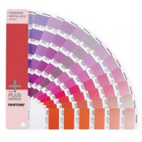 Wholesale 2015 Edition PANTONE Metallics Color Card - 10 from china suppliers