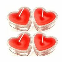 Buy cheap valentine's day gift home decoration heart shape candle holder from wholesalers