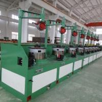 Buy cheap OTO-type/pulley wire drawing machine/wire making machine/nail making machine/butt welding machine from wholesalers