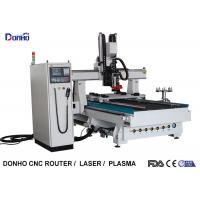 Buy cheap 4 Axis CNC Router Machine CNC Milling Equipment With Mist Cooling System from wholesalers