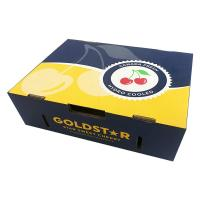 Buy cheap Custom Order Berry Boxes Cardboard , Cardboard Crate Boxes Exquisite Printing from wholesalers