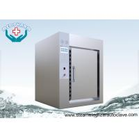 Buy cheap Pre Heated Autoclave Sterilizer Machine With Emergency Exhaust Switch And Safety Valve from wholesalers