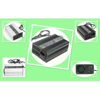 Buy cheap Electric Bike Smart Li Ion Battery Charger 48V 2.5A Black Aluminum Case from wholesalers