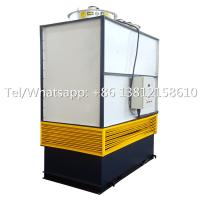 Buy cheap Free maintenance evaporative air cooling water chiller machine from wholesalers