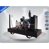 Buy cheap 20 KVA / 16 KW Water cooled Open Diesel Generator Set Powered by Perkins Engine from wholesalers