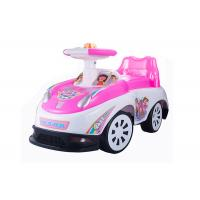 Buy cheap Pink 25  Kids Ride On Toys / Four - Wheel Battery Operated Ride On Cars from wholesalers