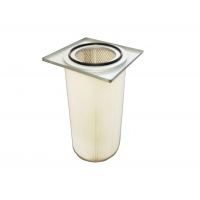 Wholesale 10m2 Dust Collector Polyester PTFE Cartridge Filter from china suppliers