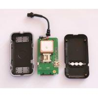 Buy cheap Mini GSM GPRS Vehicle GPS Tracker , Real Time Motorcycle Monitor Tracker Device from wholesalers