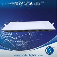 Buy cheap Guangdong Recesed Dimmable Panel LED Light product