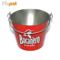 Buy cheap wholesale tin bucket with factory price from wholesalers