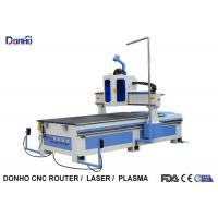 Buy cheap Infrared Sensing 3 Axis CNC Engraving Machine With DSP Offline Control System product