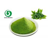 Buy cheap Pure Organic Matcha Green Tea Powder Japanese Instant Powder For Healthy from wholesalers