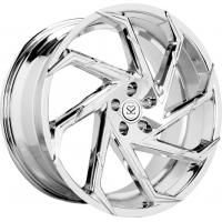 Buy cheap 21 inch 6*139.7 1 piece monoblock forged refitting pickup vehicle wheel rim from wholesalers