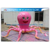 Buy cheap Versatile Giant Inflatable Cartoon Characters Blow Up Octopus Or Squid from wholesalers