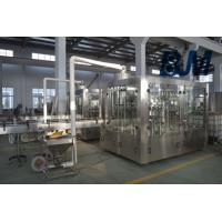 High Speed Carbonated Drink Filling Line Carbonated Drink Processing Equipment Manufactures